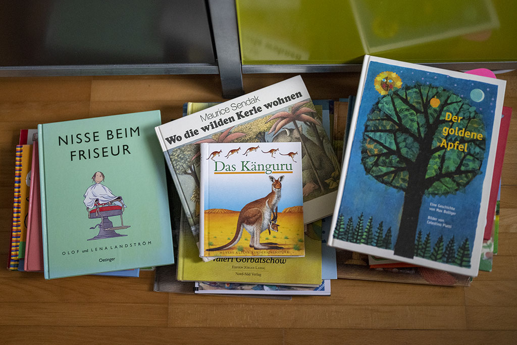 Bilderbücher - Vorlesen ist Sprachbildung