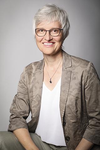Stina Steiner-Sondheimer - Supervisorin & Coach bso und dipl. Logopädin EDK
